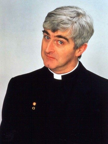 Father Ted Crilly by Dermot Morgan