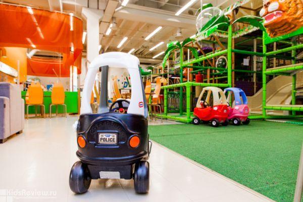 Photo: HopLop, an indoor amusement park in Lahti, Finland