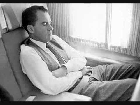 "NIXON TAPES: Have Fun & ""Drink It Up"" in Europe (Elliot Richardson) Silent Majority Tapes Richard Nixon with Women in Europe Drink it up"
