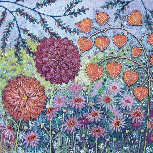Autumn Garden Print