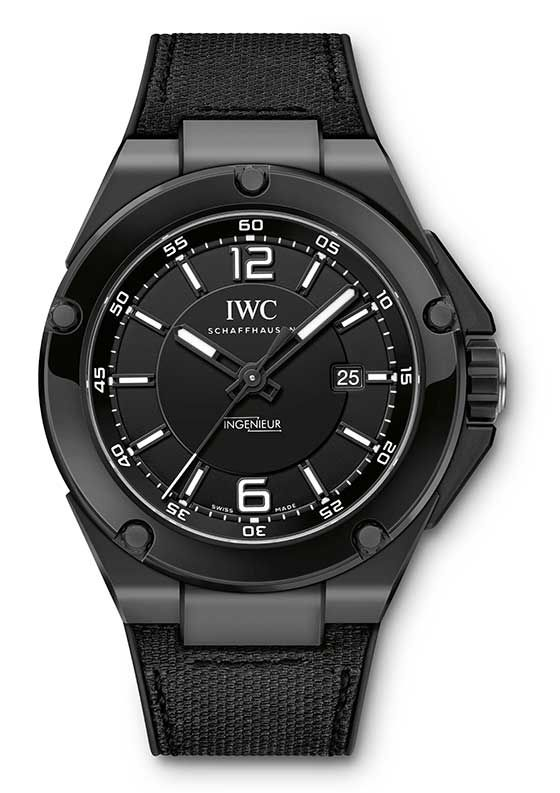"IWC Ingenieur Automatic AMG ""Black Series"" Ceramic (Collection 2013)"