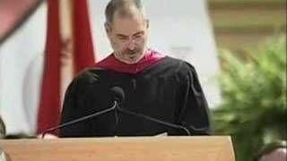 steve jobs stanford commencement speech 2005 - YouTube