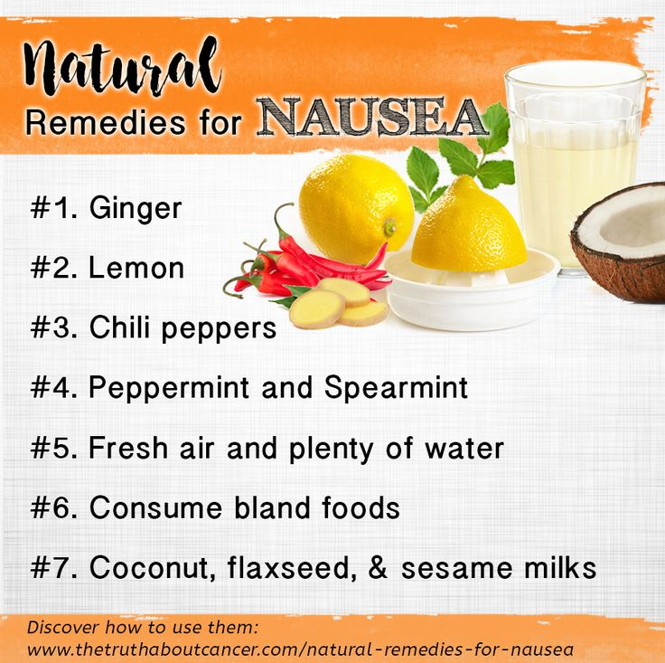 Nausea is an extremely common ailment but for some it can even become debilitating. Here are some fantastic natural remedies for putting your stomach at ease, particularly if you are being exposed to cancer treatments. And click on the image above to learn more about them...