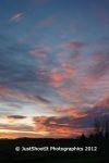 Sunset - Kaimai Views Ohauiti 2011