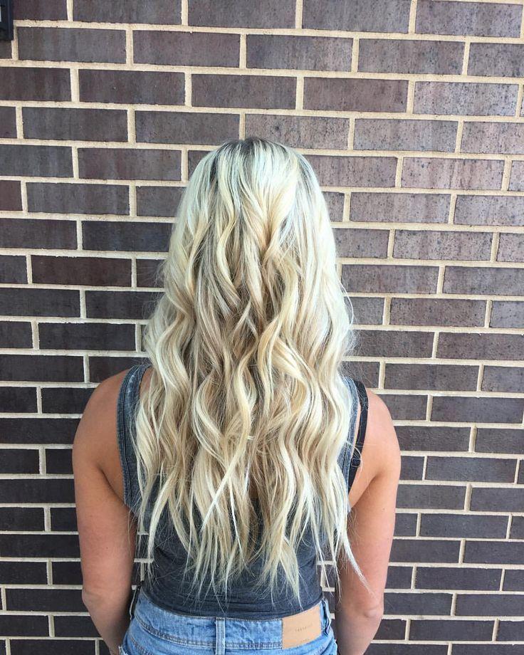 festival waves | hair by goldplaited | boho hairstyle | summer festival hair - #festival #goldplaited #hairstyle #summer #waves -