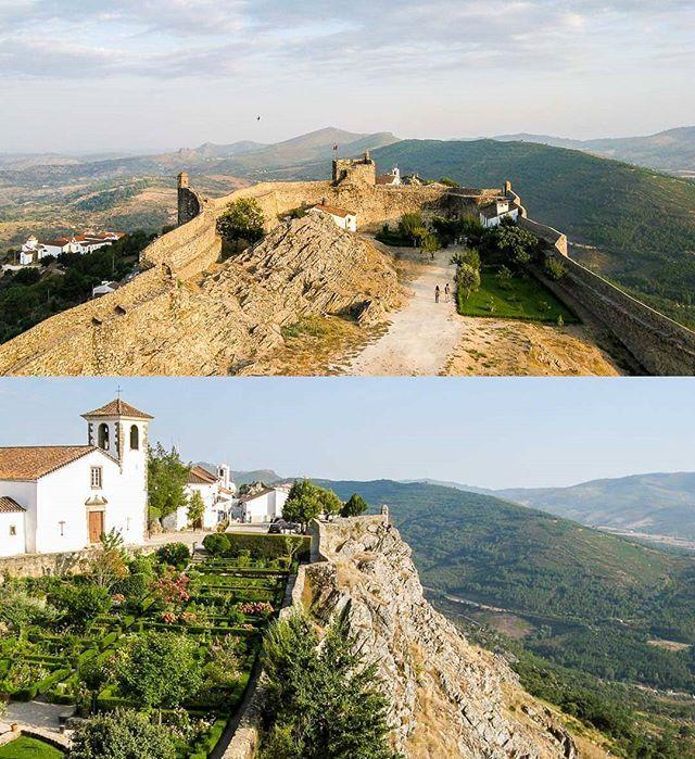 PT: Qual é a vossa foto preferida? Sabem o nome desta vila? .  EN: What's your favourite photo? Do you know the name of this village? . #Alentejo #Portugal