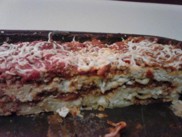 Make and share this Pioneer Woman Lasagna recipe from Food.com.