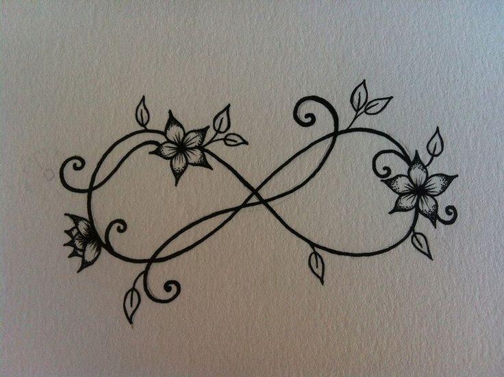 tatouage infini idée tatouage bras original homme femme