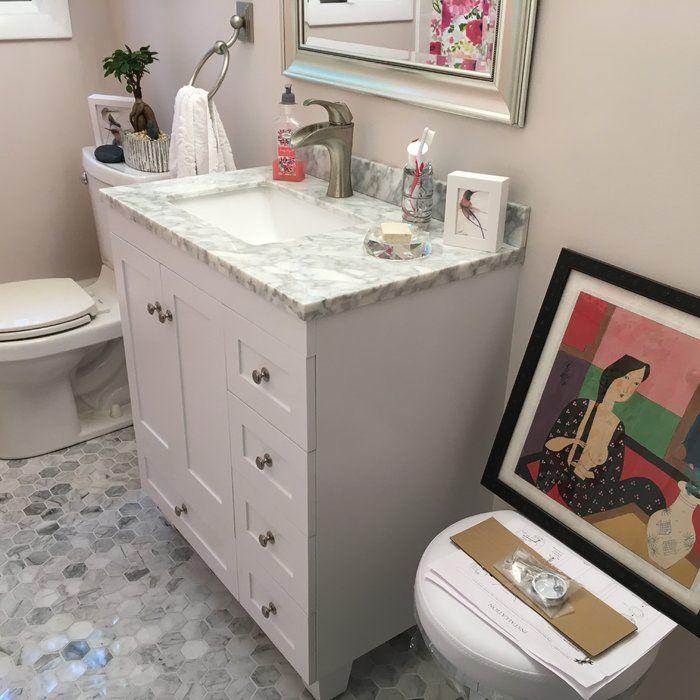 Kyndra Transitional 31 Single Bathroom Vanity Set Reviews Birch Lane Single Bathroom Vanity Beautiful Bathroom Vanity Bathroom Vanity