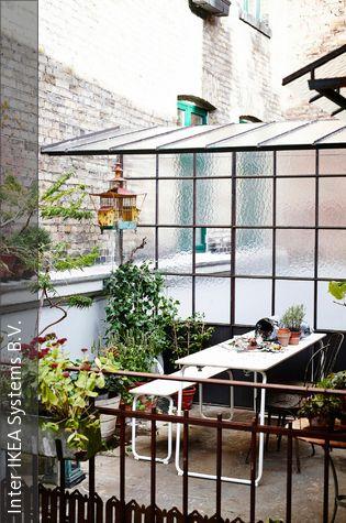 Wind Und Sichtschutz Fur Balkon Mit Blumen Und Kletterpflanzen