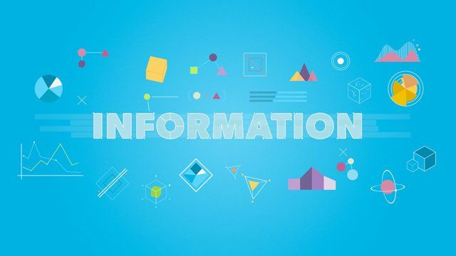 TENDRIL / OpenText / The Power of Information #motion #animation #infographic
