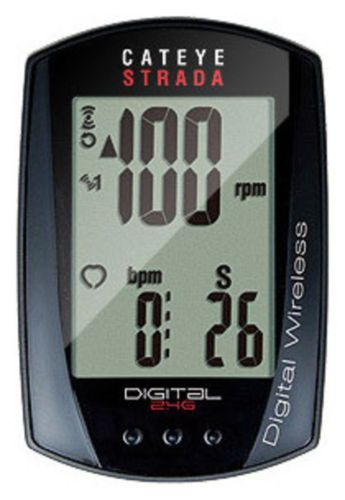Cycle Computers and GPS 30108: Cateye Cc-Rd410dw Strada Digital Wireless Cycling Computer -> BUY IT NOW ONLY: $99.95 on eBay!