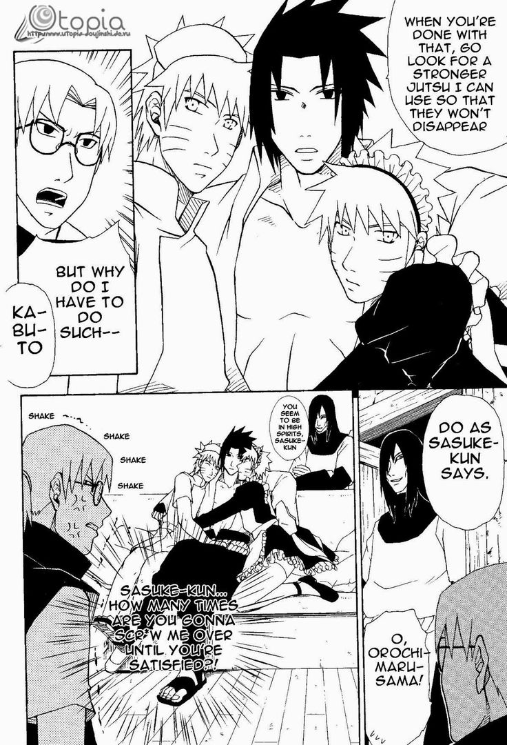 Read Naruto dj - Giga Ch.1 Page 24 Manga Online At Mangago, the family of Yaoi fans.