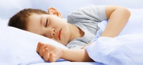 hur mycket sover barn?