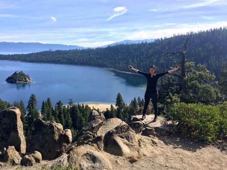 Озеро Тахо Калифорния Lake Tahoe California