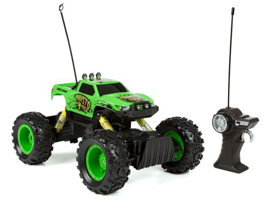 Maisto Rock Crawler 4WD 1:14 RTR Electric RC Truck