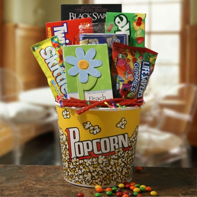 Lights Camera Action Movie Night Gift Basket Gifts Worth Giving