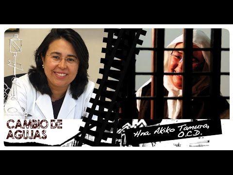 Cambio de agujas: Hna. Akiko Tamura, O.C.D. - YouTube