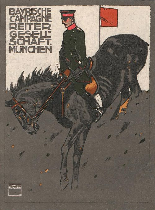 22 Charming Vintage Horse Show Posters