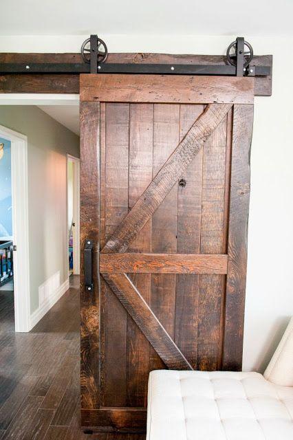 Pretty door Barn Door by HGTV