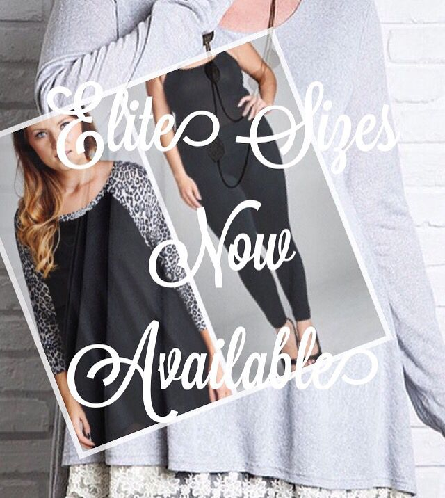 Don't forget! Elite (plus) sizes are now available at BLB! Shop link in bio for the latest trends in affordable women's fashion! #getbellaluna #plussizefashion #elite #curvyfashion #fashionforward #fashionforwardplus #collection #trendy #classy #style #onlineboutique #shop #fallishere #fashion