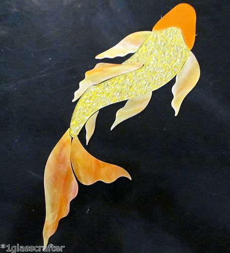 1000 images about stained glass on pinterest prague for Koi fish for sell