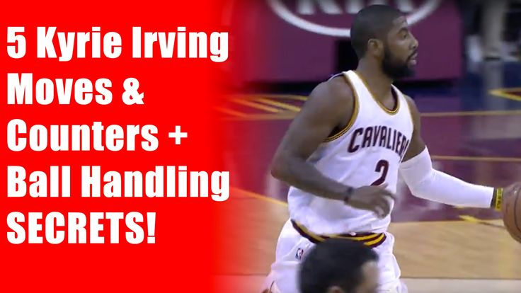 Kyrie Irving Crossover - How To: Kyrie Irving Highlights - Best Basketba...