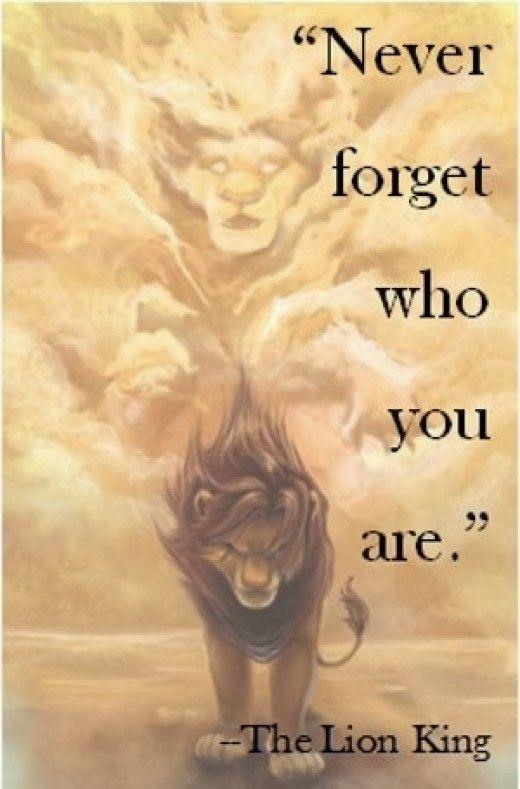 Lion King - Disney Quotes