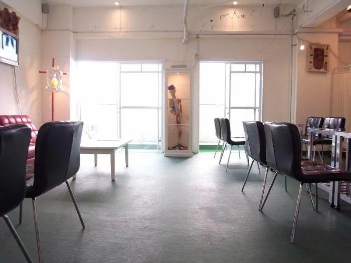 大阪 : 病院をモチーフにしたカフェ・アナムネ | Sumally (サマリー)