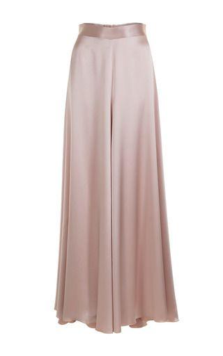 Jessica Choay Silk Skirt