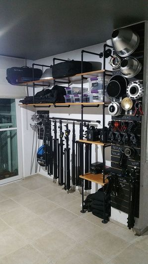 Now that I'm settled into my new 4200 sq. ft. studio, I have a ton of space. However, that wasn't always the case; in a smaller space, organization was the key to sanity. Tripping over gear and frantically searching for grip equipment is frustrating and doesn't look good in front of clients. I believe if you have an organized workspace that organization will be reflected in your mood while on set, allowing you to stay calm, cool, and collected. In this video, I show you four tips to…