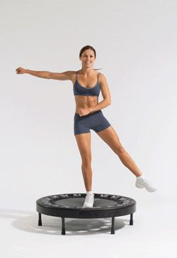 42 Ways the Body Responds to Rebounding
