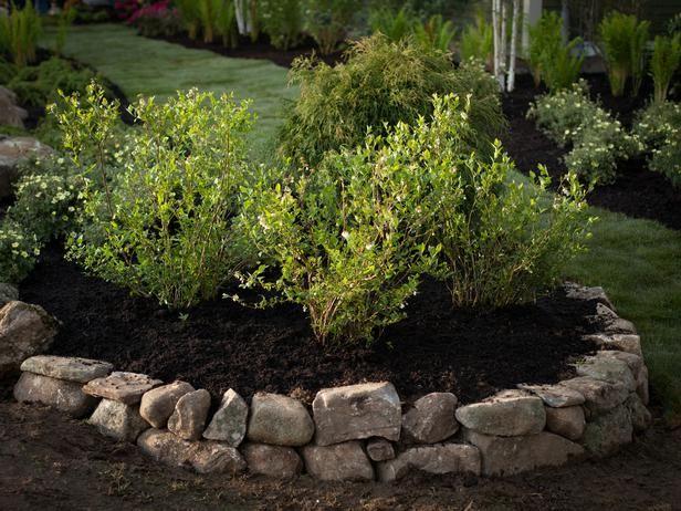 Landscape Boulders South Jersey : Bed gardens raised beds diy network garden walls