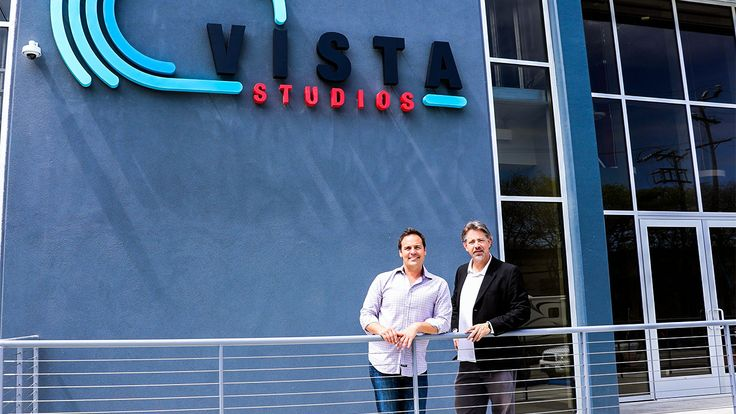 Vista Studios to Open in May in Silicon Beach #FansnStars