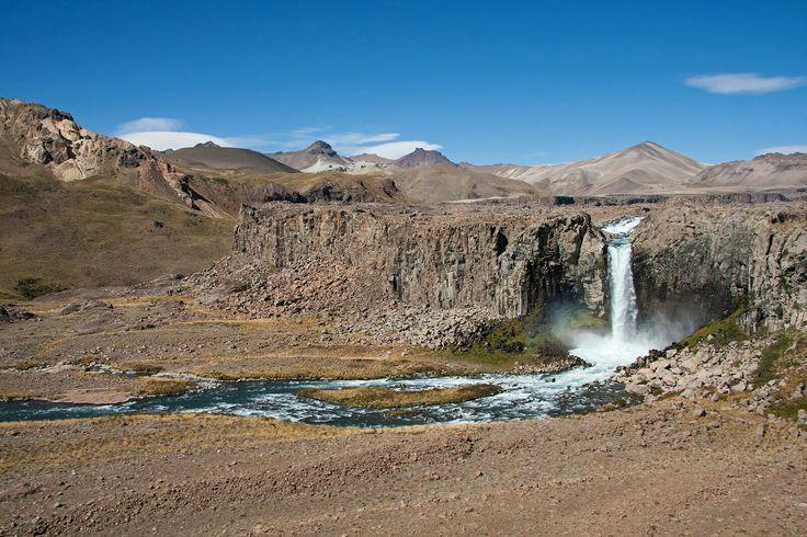Valle de Los Condores Región del Maule