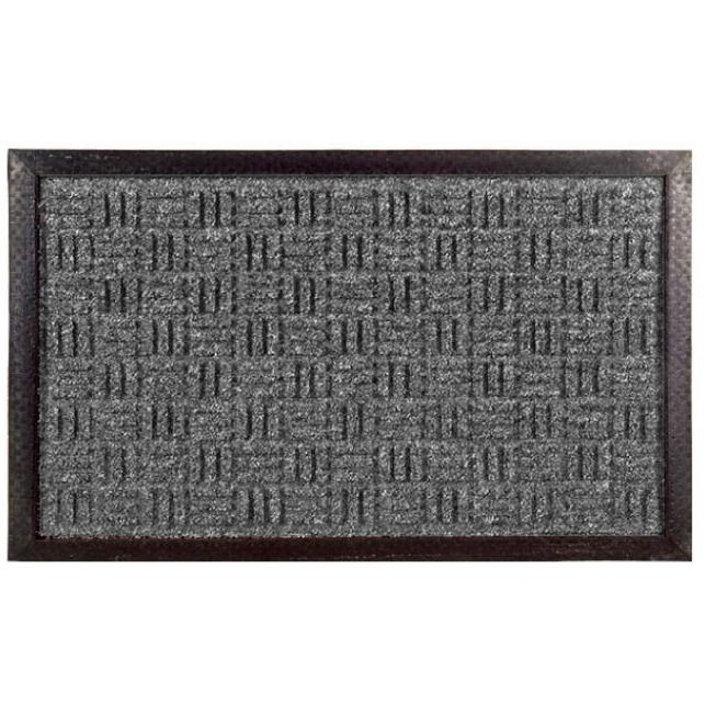 Synthetic Mat - Grey - Doormat