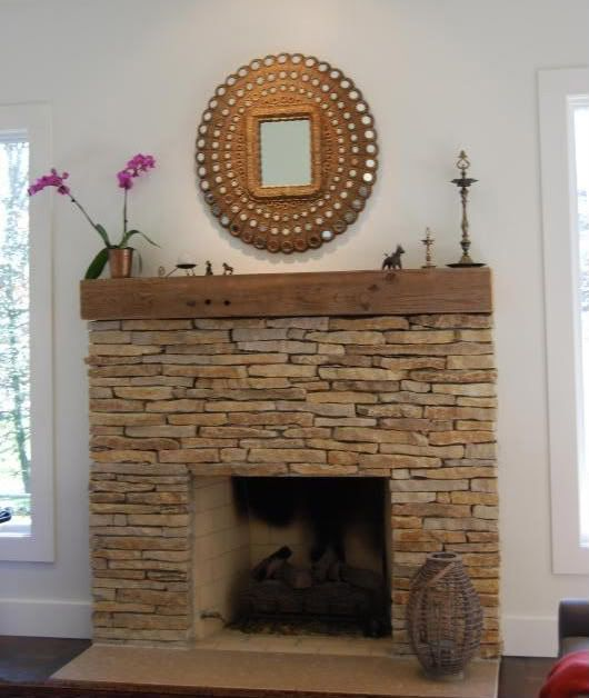Fireplace: Decor Ideas, Shared Experiment, Kitchens Forum, Gardenweb, Fireplaces, Rustic Modern, Design, Years Flood, Maintain Kitchens
