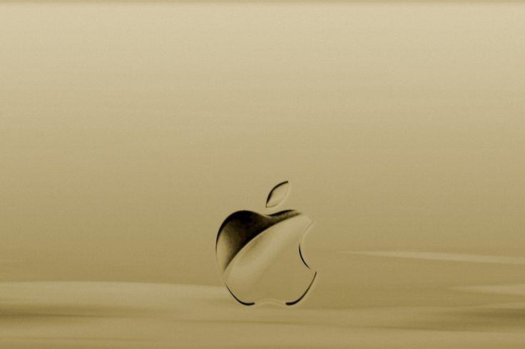 Apple Vintage Simple HD Wallpapers