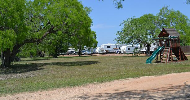 Southbound 59 RV Park And Furnished Country Cabins Victoria TX Passport America Campgrounds