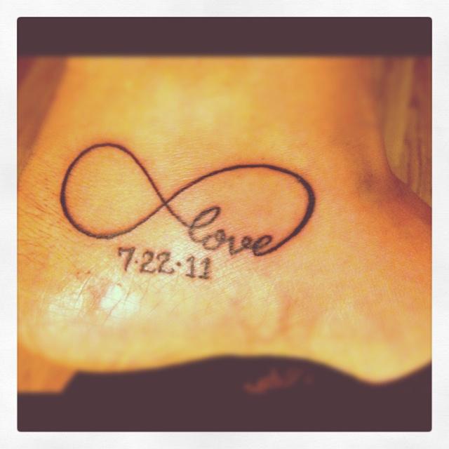 Best 25+ Wedding Anniversary Tattoo Ideas On Pinterest