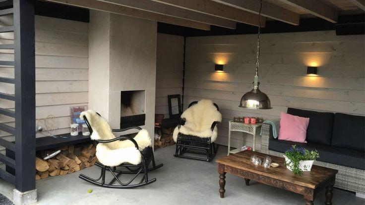 veranda houtkachel - Google zoeken