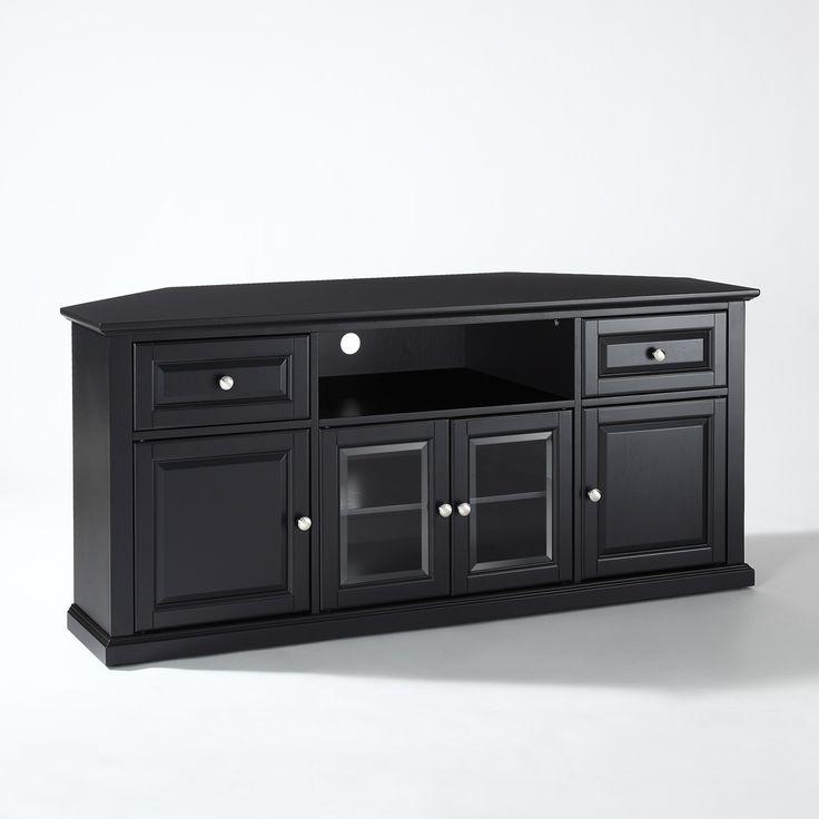 1000 ideas about corner tv on pinterest tv stand decor mounted tv decor and tv stand corner. Black Bedroom Furniture Sets. Home Design Ideas