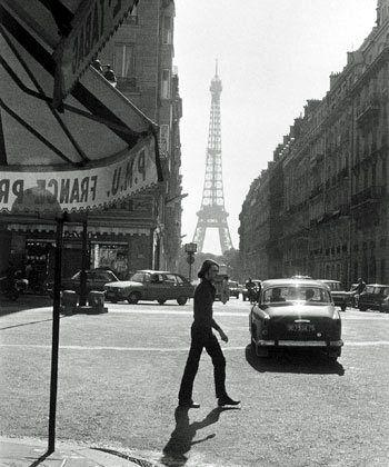 Jan Reich, Paris, 1970s