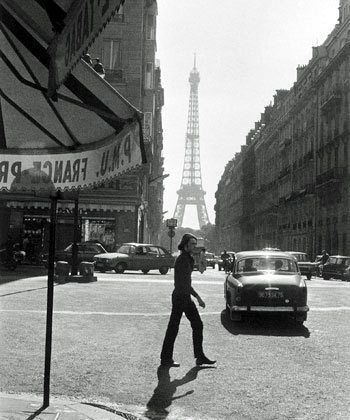 Jan Reich, Paris, 1970s