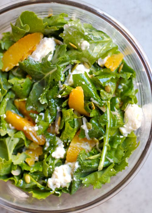 Kale and Citrus Salad | SAVEUR