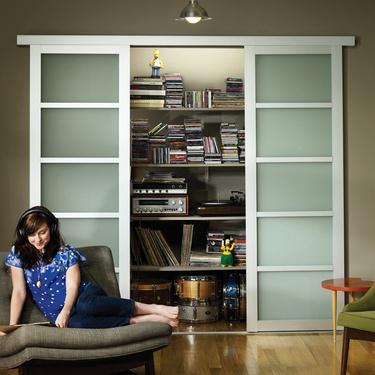 Wall Slide Doors For Closets