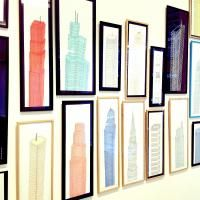 København, Kirke, Arkitektur, gotisk, irgrønt kobbertag, Skyline, By, detaljer, Cool, Fin Liner, Godtroende, hustage, Daniel van der Noon, I...