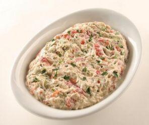 En lezzetli ve kolay Labneli Patlıcan Salatası Tarifi - Yemektarifleri8
