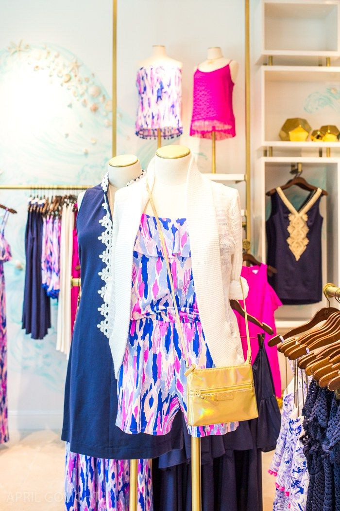 Lilly Pulitzer Boca Raton - April Golightly