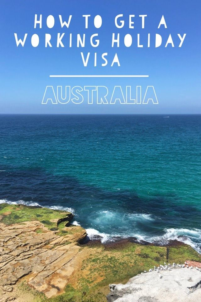 Have you thought about moving to Australia? It's easy! Get a working holiday visa that allows you to find a job. We'll show you how.